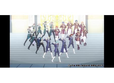 劇場版 うたの☆プリンスさまっ♪ マジLOVEキングダム